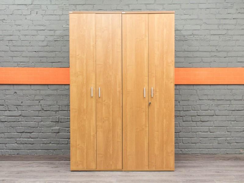 Офисный комплект шкафов, ольха