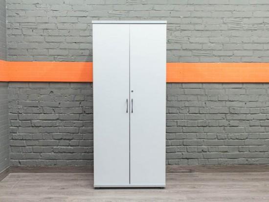 Офисный шкаф для документов, серый