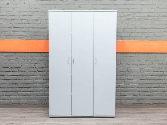 Комплект офисных шкафов, серый