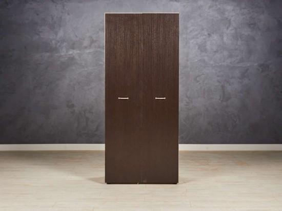 Шкаф для одежды, цвета венге/капучино