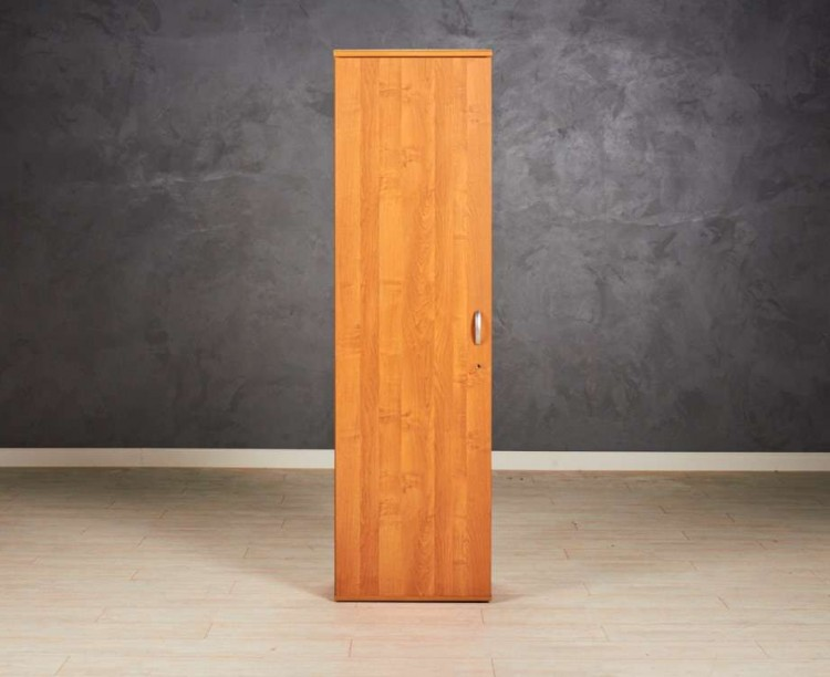 Шкаф для одежды, цвет ольха