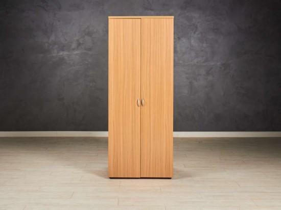 Шкаф для одежды, цвет ясень