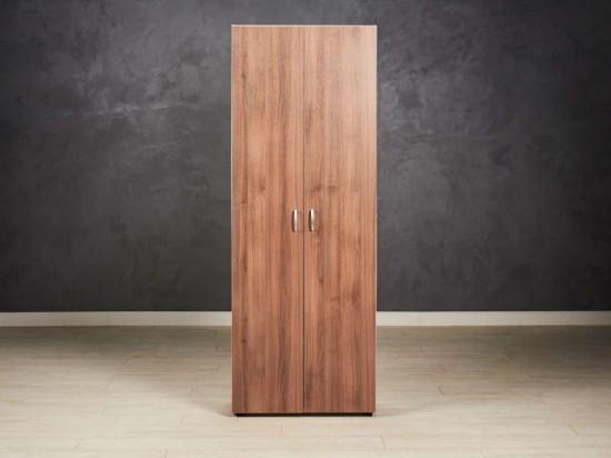 Шкаф для одежды ясень/серый