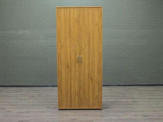Шкаф для одежды ЛДСП орех