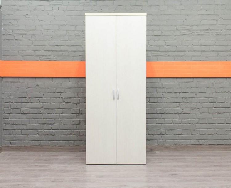 Офисный шкаф для одежды, дуб