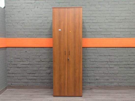 Офисный шкаф для одежды, орех