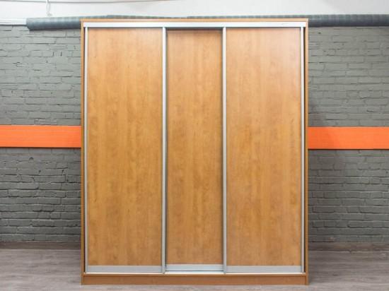 Шкаф-купе для одежды, гардероб, ольха