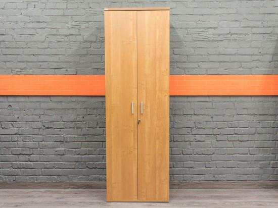Офисный шкаф для одежды Феликс, ольха