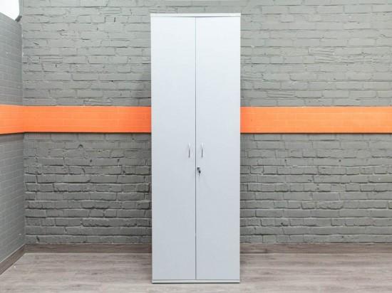 Гардероб, шкаф для одежды серый, Феликс