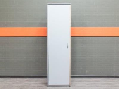Гардероб узкий, шкаф для одежды в офис
