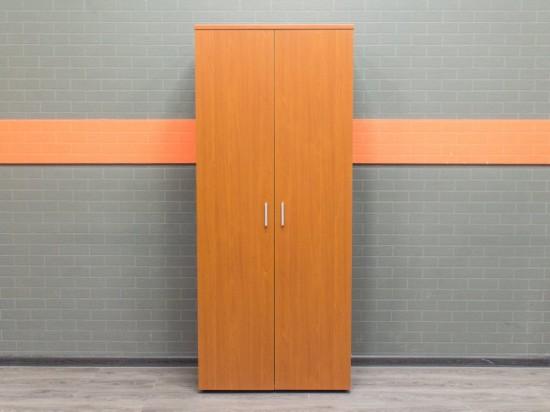 Гардероб, шкаф для одежды, вишня, ЛДСП