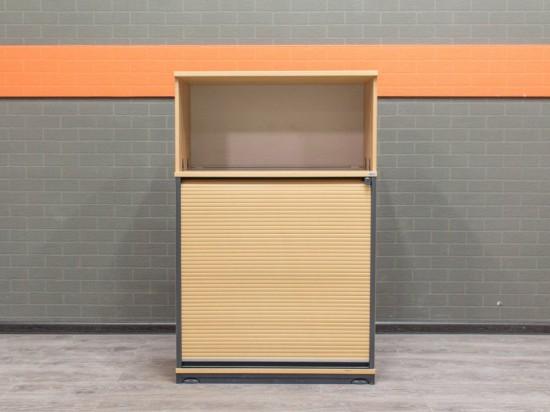 Шкаф низкий Kinnarps, бук