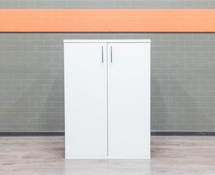 Шкаф белый Vitra, офисная мебель бу