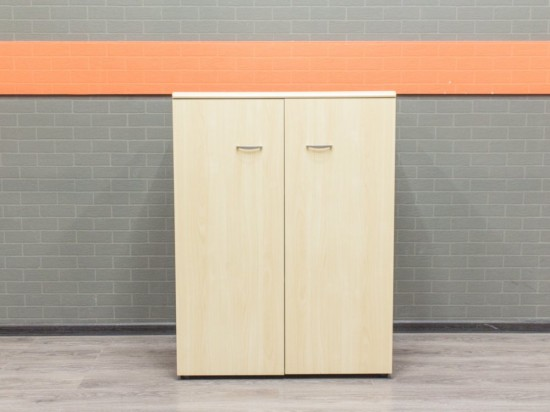 Шкаф низкий клен, МДФ и ЛДСП, 90х47х120