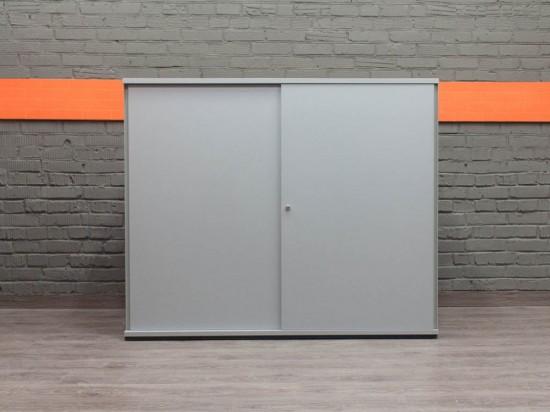 Офисный шкаф для документов BENE, серый