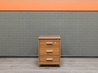 Тумба на колесах Феликс, офисная мебель бу