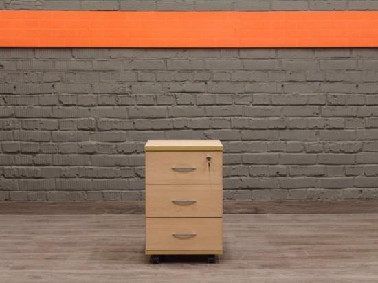 Офисная тумба подкатная/ Офисная мебель бу
