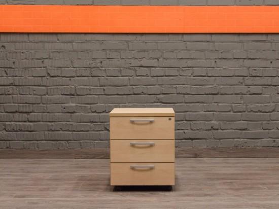Офисная мебель бу. Тумба подкатная для документов
