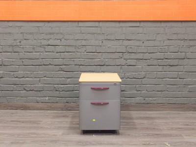 Тумба металлическая для документов, Steelcase