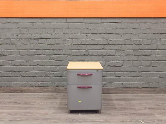 Steelcase тумба для документов, металл