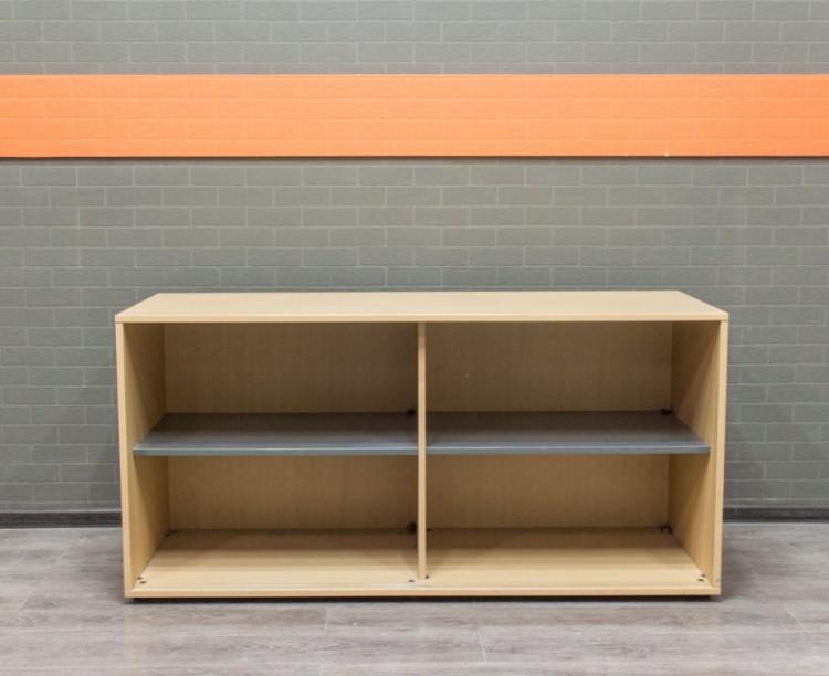 Тумба под оргтехнику, низкий стеллаж, Офисная мебель бу, BENE