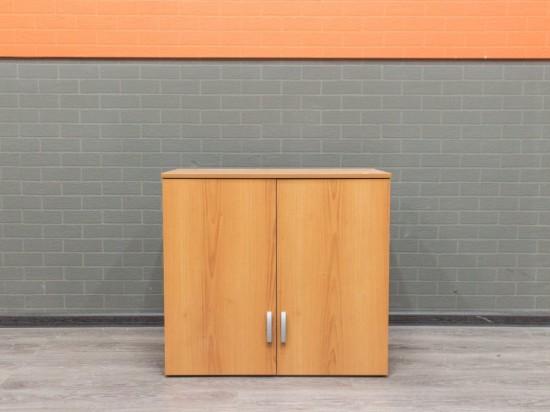 Тумба навесная, офисная мебель бу ольха