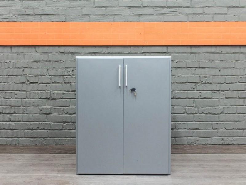 Шкаф офисный металлический, Steelcase