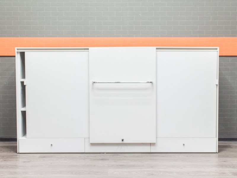 Шкаф металлический Vitra, офисная мебель бу