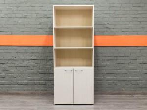 Стеллаж офисный, шкаф новый Classic, дуб