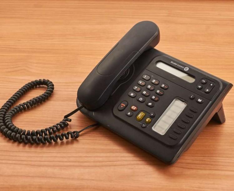 Системный телефон Alcatel lucent 4019