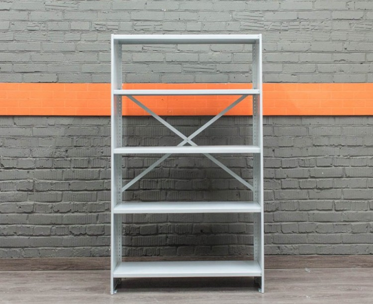 Офисная мебель бу. Офисный стеллаж металлический