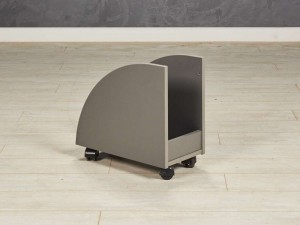 Подставка под системный блок, цвет серый