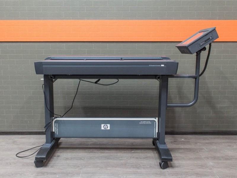 Сканер HP Designjet HD CQ654C