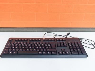 Клавиатура компьютерная полноразмерная, HP