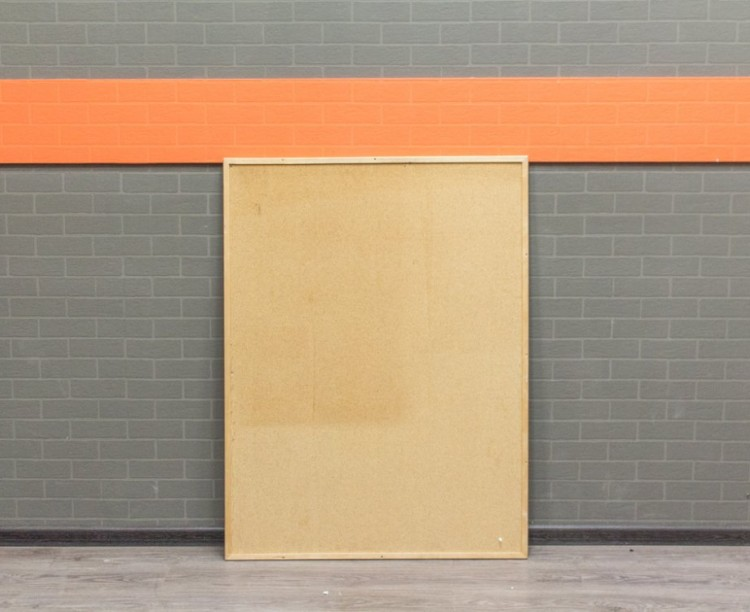 Доска пробковая для заметок, офисная мебель бу