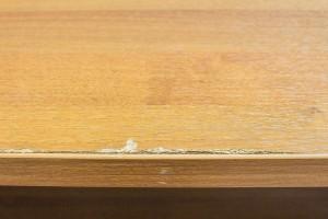 Надстройка для стола орех