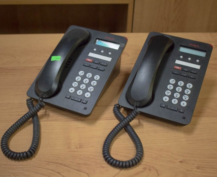 VoIP-телефон Avaya 1603. Огртехника бу