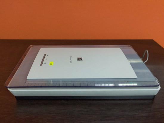 Фотосканер HP Scanjet 3800