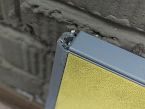 Экран для офисного стола Walter Knoll, желтый