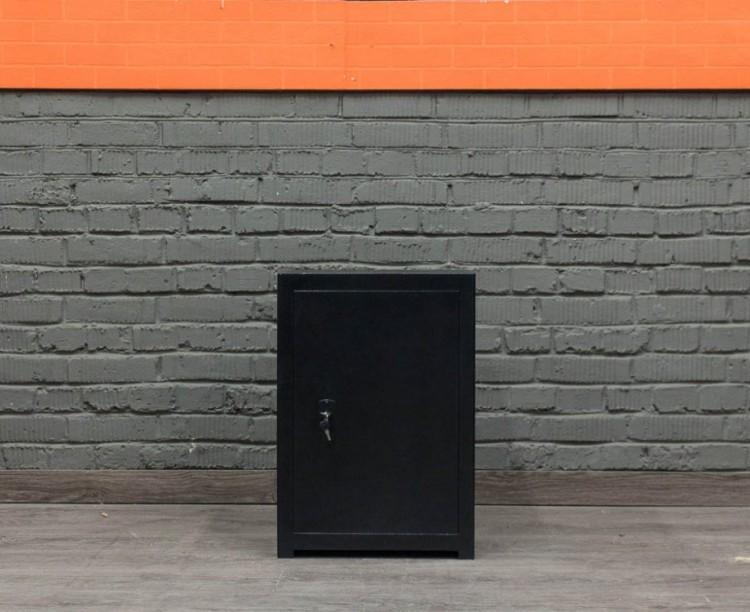 Офисный сейф D-10 G , черный