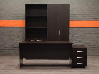 Комплект офисной мебели новый Style, венге