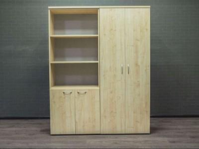 Офисная мебель шкаф комбинированный