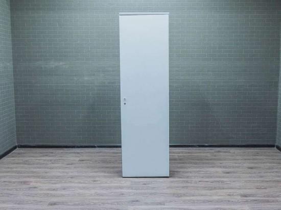 Шкаф для одежды серебристый/серый