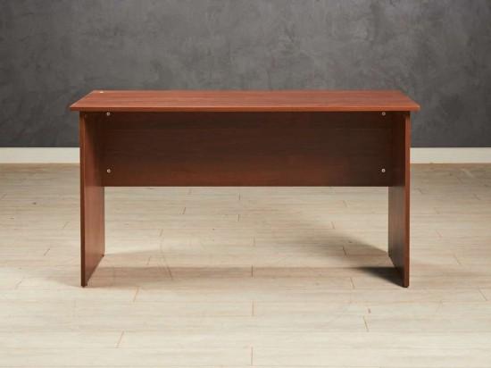 Стол прямой, цвет орех style