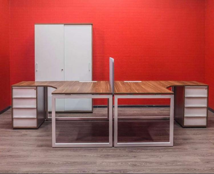 Мебель офисная комплект для двоих Narbutas