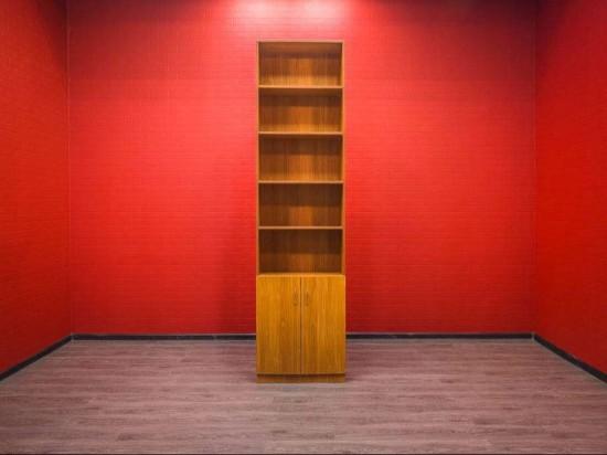 Шкаф для документов полуоткрытый высокий
