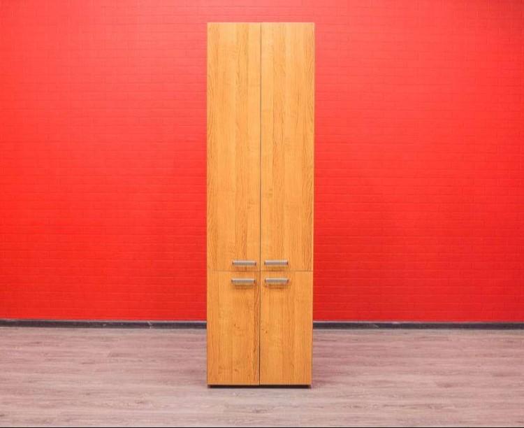 Шкаф с полками Ольха