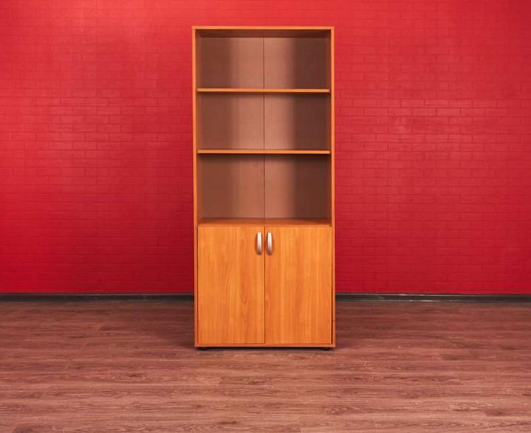 Шкаф для документов вишня