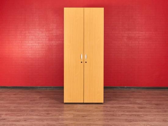 Шкаф стеллаж закрытый