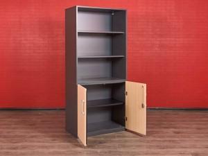 Шкаф с полками Steelcase